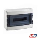 Caja de Distribución Estanca Superficie ABS IP65 1X18 MOD