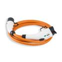 Cable de carga vehículo eléctrico 5 metros