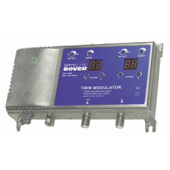Modulador Twin VHF/UHF