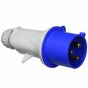 Clavija CETAC IP44 32A 2P+T 200-250V 6H