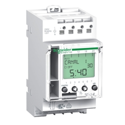 Interruptor Horario Digital CCT15720 Schneider Electric