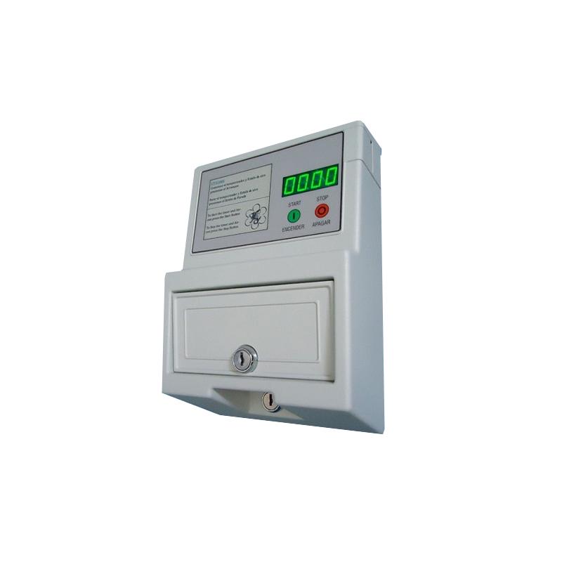 Limitador de Consumo para Aire Acondicionado con Botón de Pausa