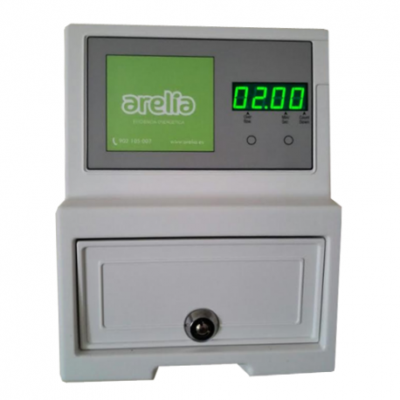Limitador Aire Acondicionado por monedas CF3500