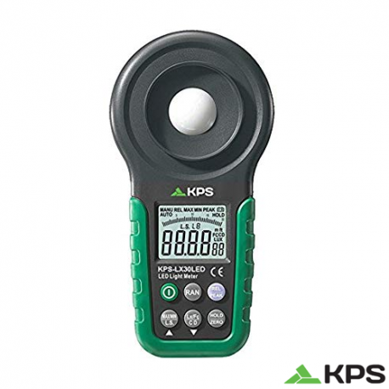 Luxómetro Digital KPS-LX30 LED