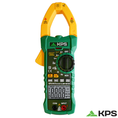 Pinza Amperimétrica Digital KPS-PA70