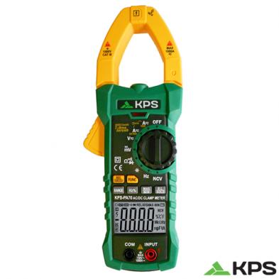 Pinza Amperimétrica Digital TRMS KPS-PA70