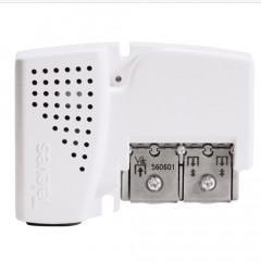 Amplificador de vivienda PicoKom 2 salidas VHF UHF FI