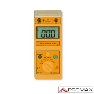 Medidor de aislamiento PE-455 Promax