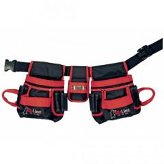 Cinturon Portaherramientas Bizline de 15 compartimentos