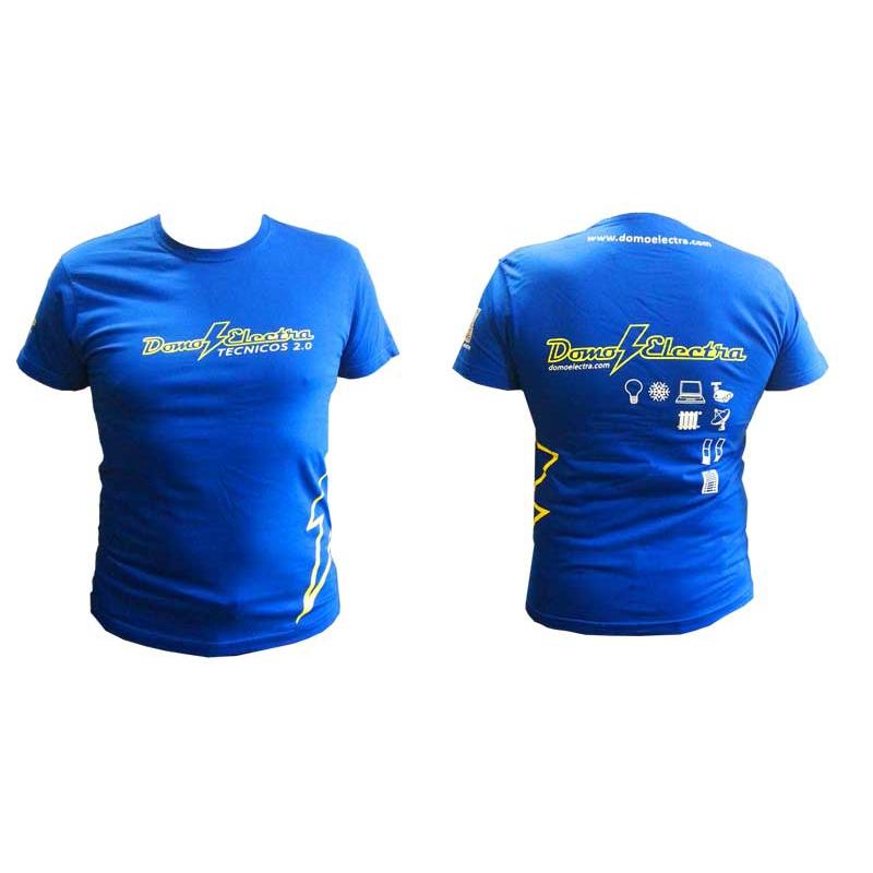 Camiseta Domo Electra 2010-2015