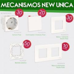 Kit Ahorro Mecanismos New Unica Schneider Electric
