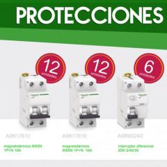 Kit Ahorro Protecciones MLTPROTECCION
