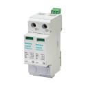 Protector Sobretensiones Transitorias Fotovoltaicas Clase II FV-600 2S