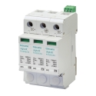 Protector Sobretensiones Transitorias Fotovoltaicas Clase II FV-1250 3S