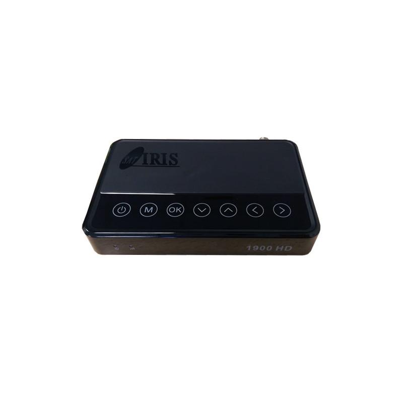 Receptor Satélite Iris 1900 HD