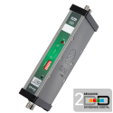 Amplificador Monocanal UHF Configurable Ikusi SZB 550