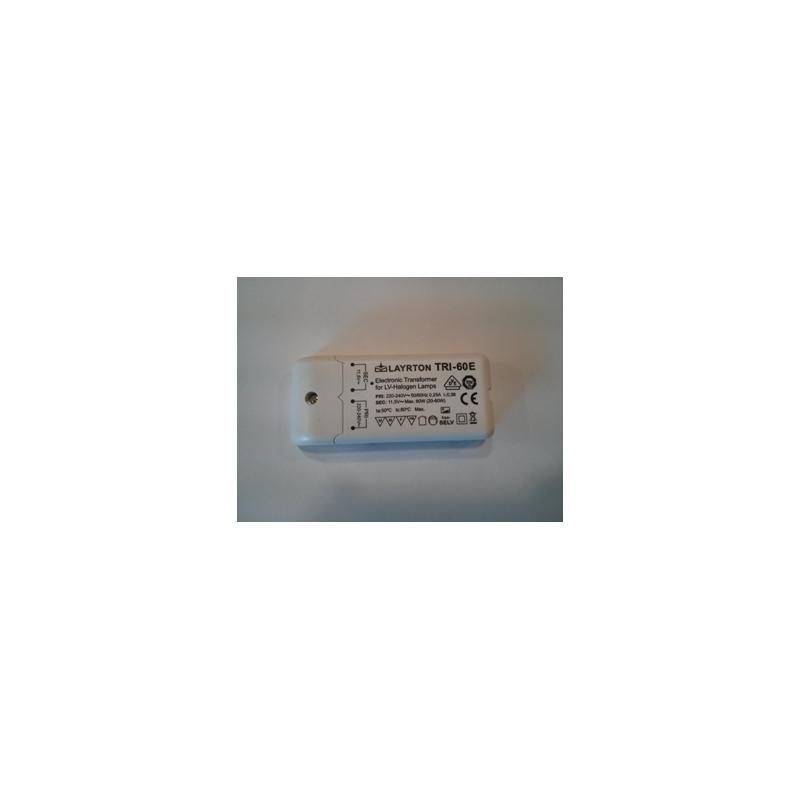 Transformador electr nico 12v for Transformador led 12v