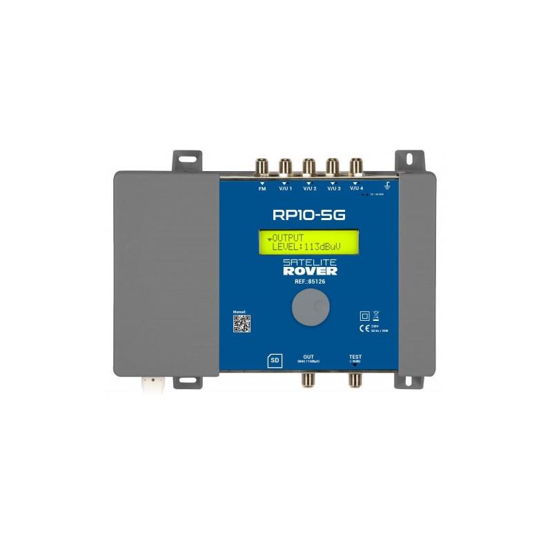 Cabecera Compacta Amplificador/Conversor de Canal 85127