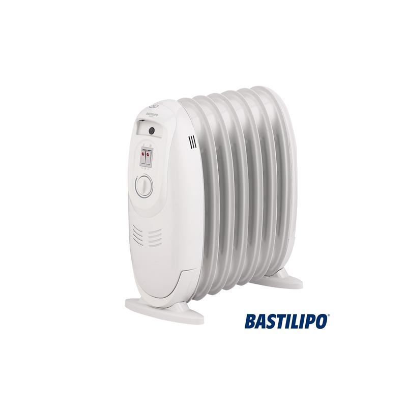 Radiador Mini de fluido 1200W MRA-1200 Bastilipo