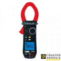 Pinza Multimétrica 1000Aca TRMS con TrueInRush F401 CATIV 1000V Chauvin Arnoux