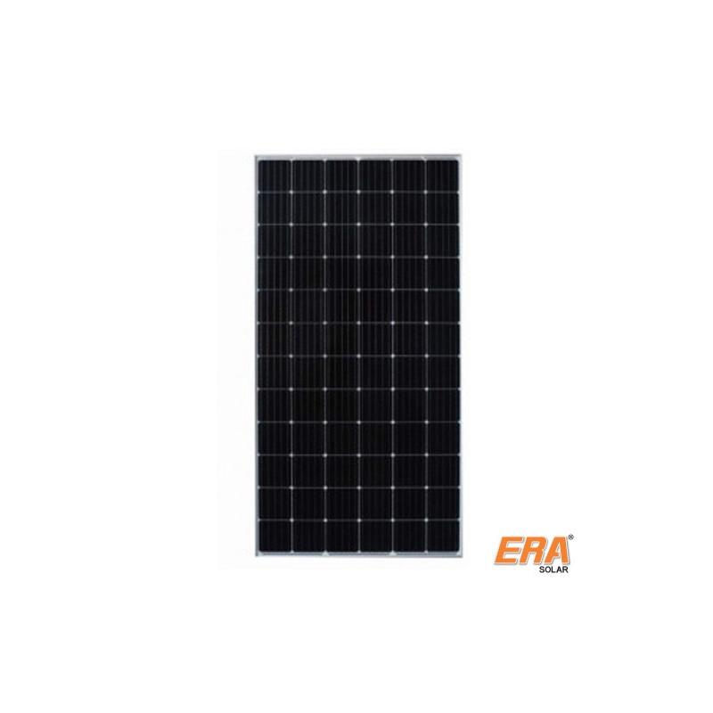 Panel Solar Monocristalino 24V 370W ERA 72 células