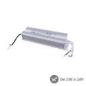 Fuente de alimentacion tiras Estanca LED a 24V 60W 100W 150W 200W IP67