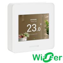 Wiser Home Touch Schneider Electric + Kit de Montaje de Pared