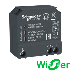 Micro módulo Regulador de Intensidad Wiser Schneider Electric
