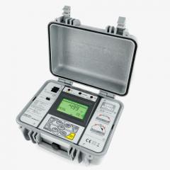 HT7051 Medidor de aislamiento profesional con tensión de prueba hasta 5K