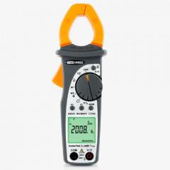 HT4022 Pinza Vatimétrica 400ACA TRMS CAT III, con medida de potencia/armónicos