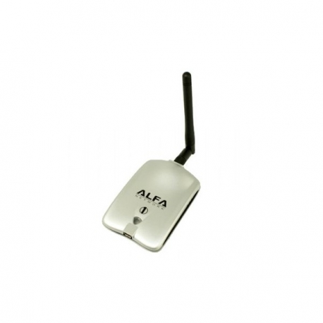 WIFI USB ALFA NETWORK 1000MW ANT 5DBI VERSION ARA