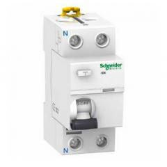 Interruptor Diferencial Schneider 2P 63A 30ma Clase AC