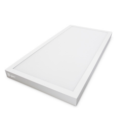 Panel de Superficie Blanco Modelo Kenya 48W 4080 Lúmenes