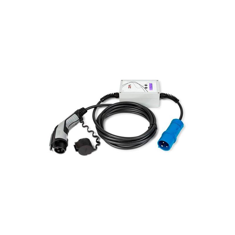 EV Portable SAE J1772 Cargador portátil coches eléctricos