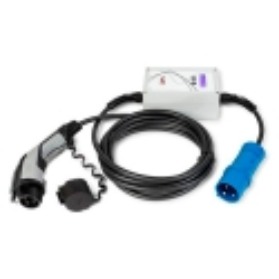 Cargador Portátil V2C Vehículo Eléctrico TIPO 1 32A - CEE CETAC