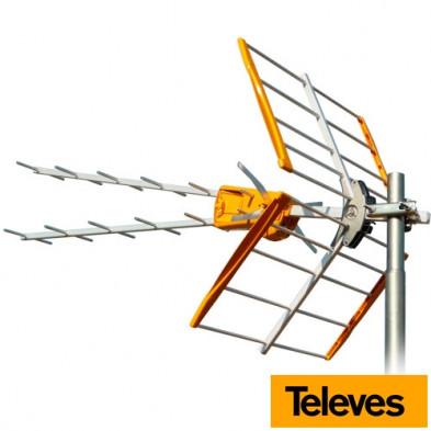 Antena V Zenit UHF 2 Dividendo Digital (LTE700)