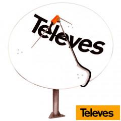 Antena Parabólica de 1800 Televes