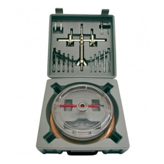 Kit Cortacírculos para Pladur y Escayola con Pantalla Protectora 40-250 mm