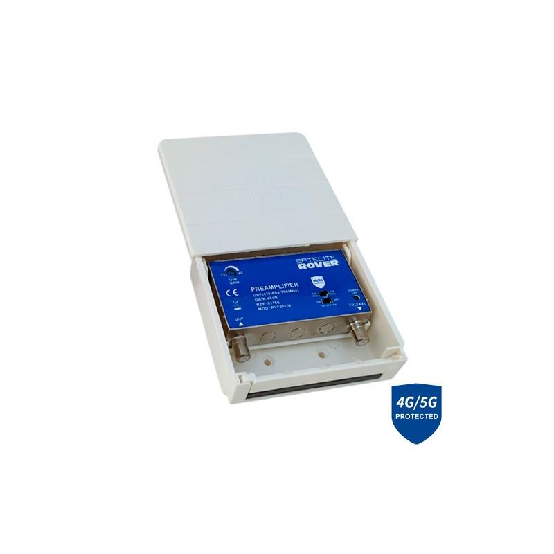 Preamplificador Serive RVF 211/U 1E UHF LTE 81185
