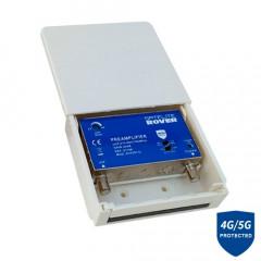 Preamplificador Serie RVF 201/U 1E UHF LTE 700 81186