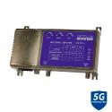 Central Amplificadora Banda Ancha RVT - 100 LTE 47-790Mhz