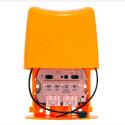 Amplificador de mástil NanoKom LTE700 UHF-VHFmix-FImix 2º Dividendo Digital