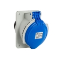 Base CETAC Inclinada 32A 200/250V 2P+T IP44 IDE