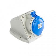 Base CETAC MURAL 32A 200/250V 2P+T IP44 IDE