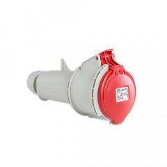 Base CETAC AEREA 32A 380/415 3P+N+T IP44 IDE