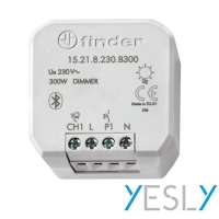 Dimmer Bluetooth universal con corte de fase YESLY