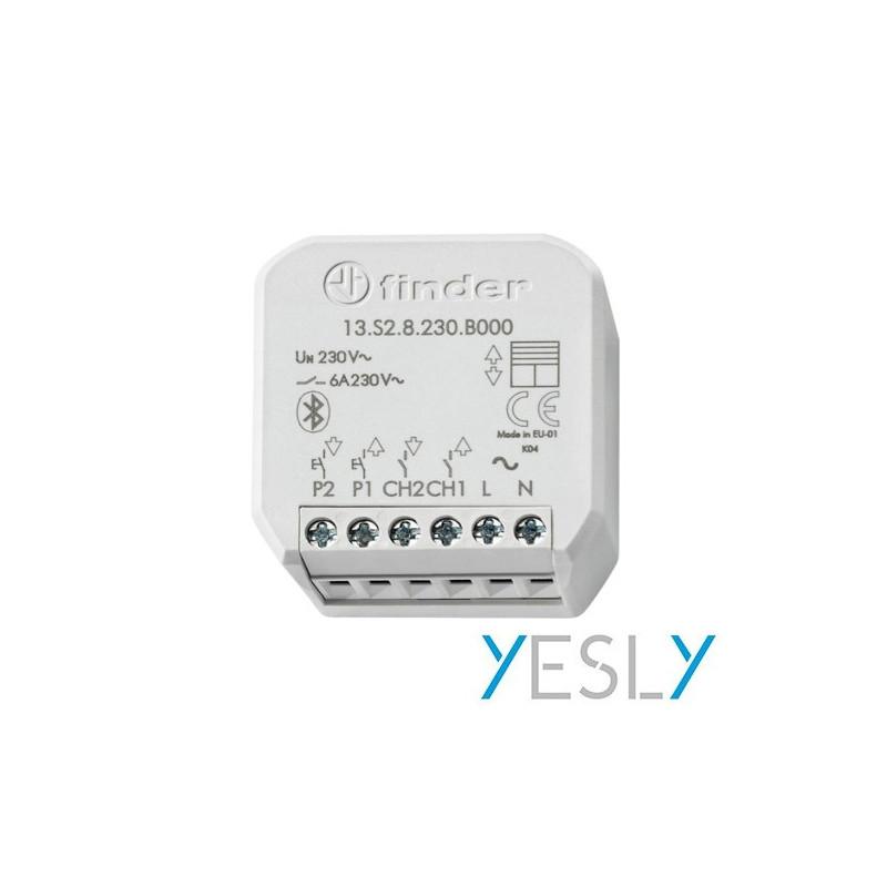 Actuador Bluetooth para toldos/persianas eléctricas YESLY