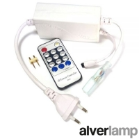 Regulador Monocolor Tiras LED ALVERLAMP 220V LT220DIM