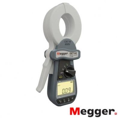 Comprobador de Resistencia de Tierra DET14C Megger