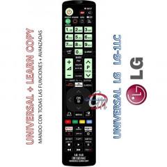 Mando Universal Televisores LG